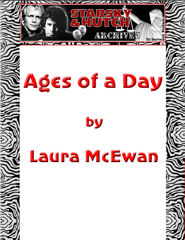 Cover for Ages of a Day by Laura McEwan